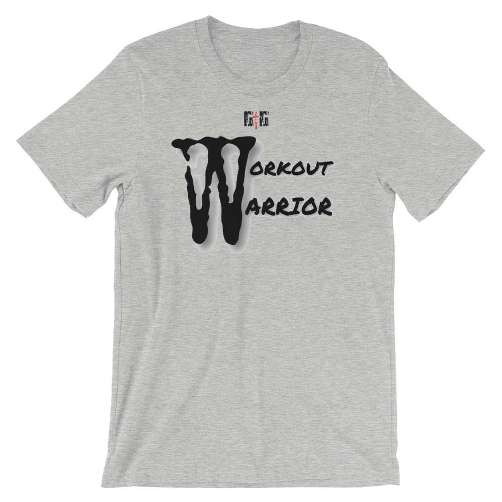 Workout Warrior Men's/Unisex Tees
