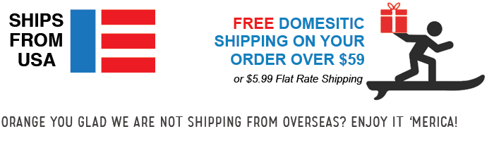 ships free domestic usa by the shirt dudes