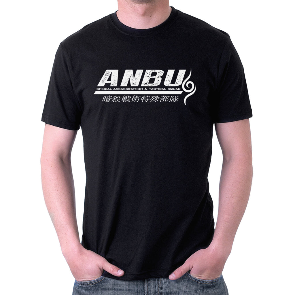 ANBU: Special Assassination & Tactical Squad T-Shirt