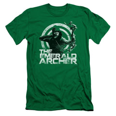 Green Arrow - The Emerald Archer t-shirt