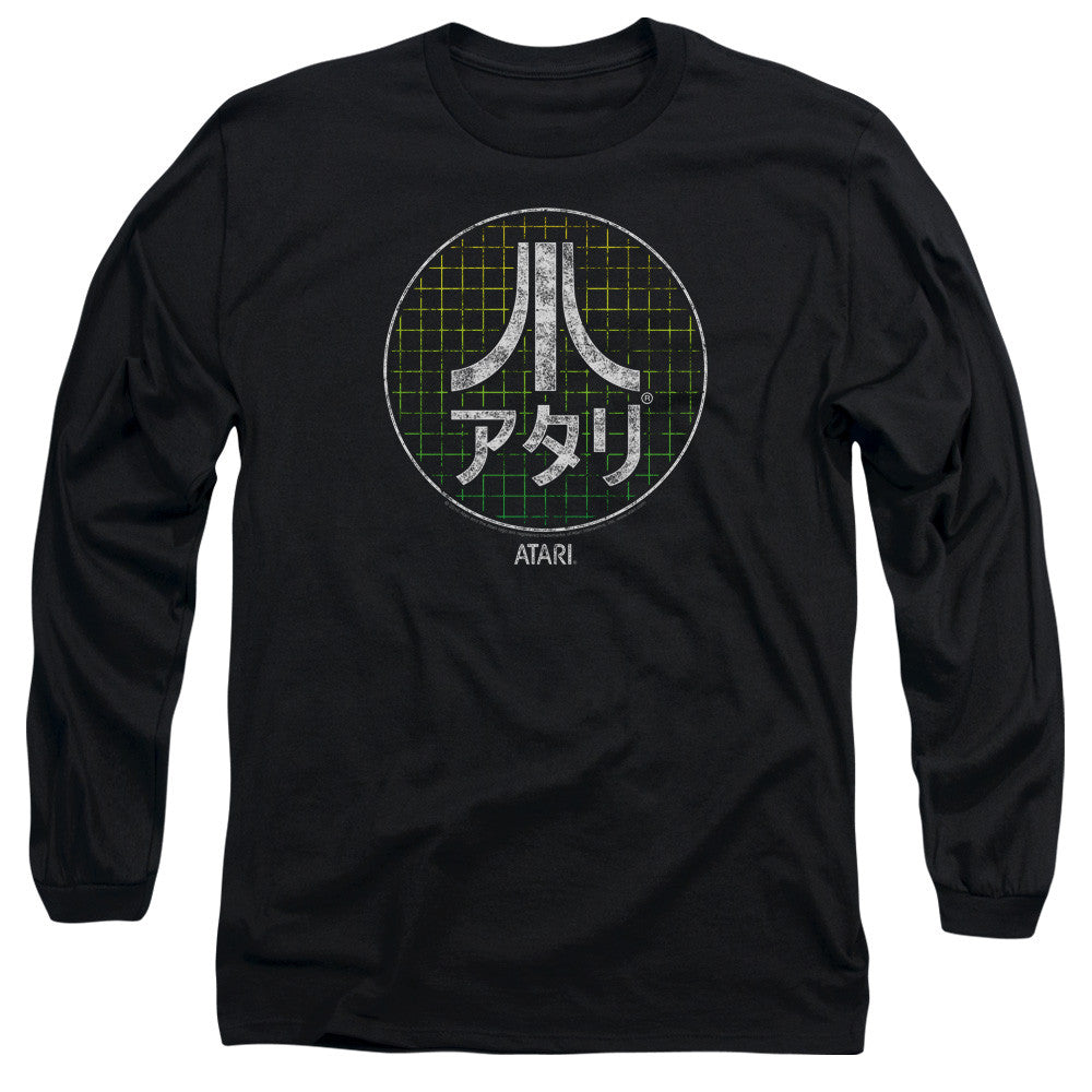 Atari Gaming Japanse Grid t-shirt