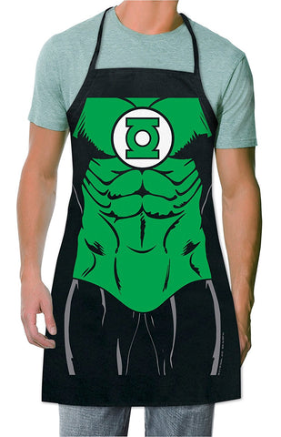 Green Lantern - Kitchen Cooking Apron