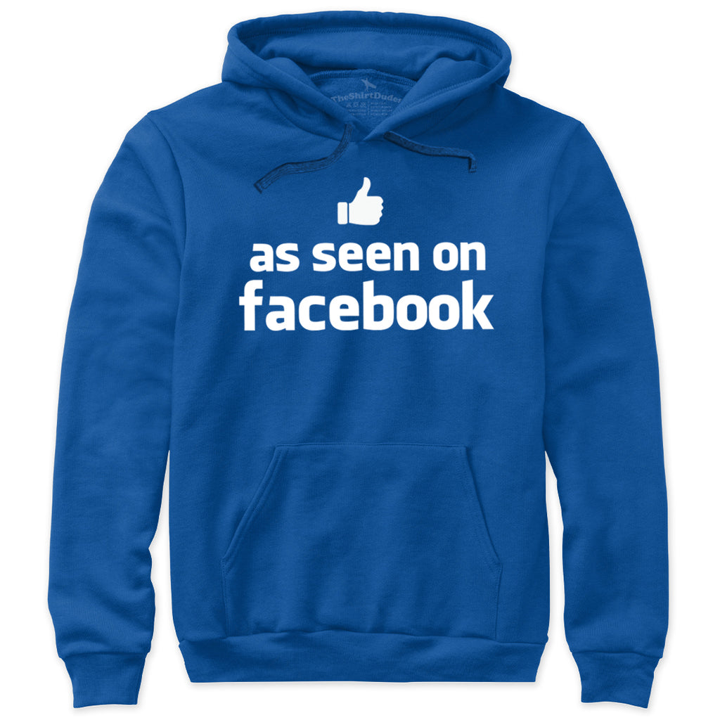 As Seen on Facebook T-Shirt