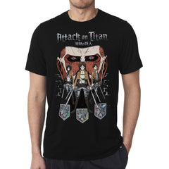 Attack on Titan - In The Shadows T-Shirt