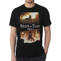 Attack on Titan - Main Key Art T-Shirt
