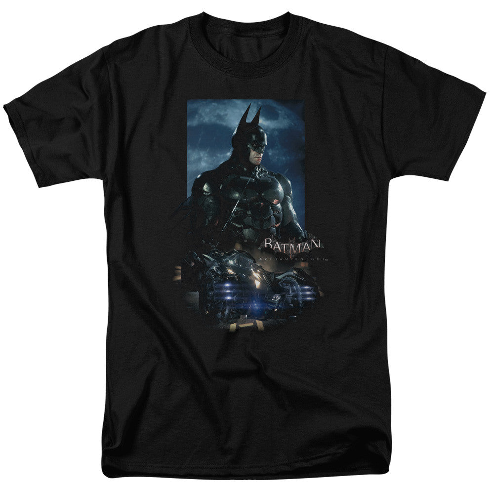 Batman - Arkham Knight Batmobile t-shirt