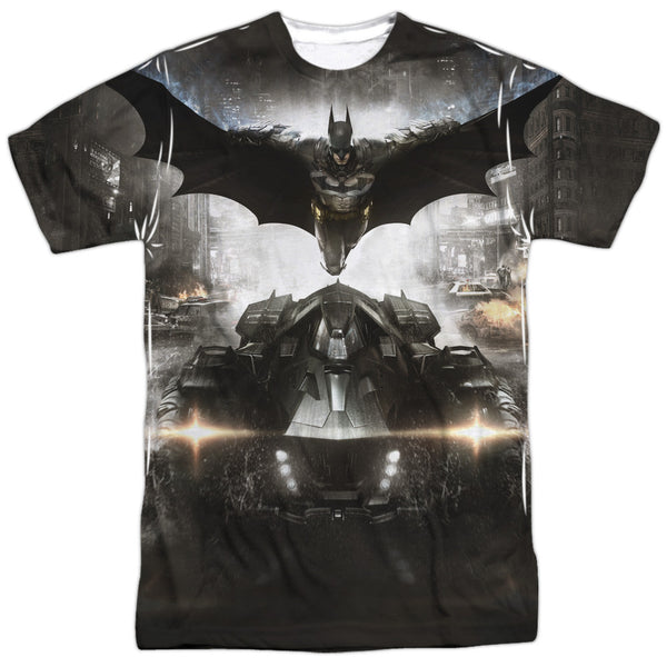 Batman - Arkham Knight Poster Sublimation t-shirt