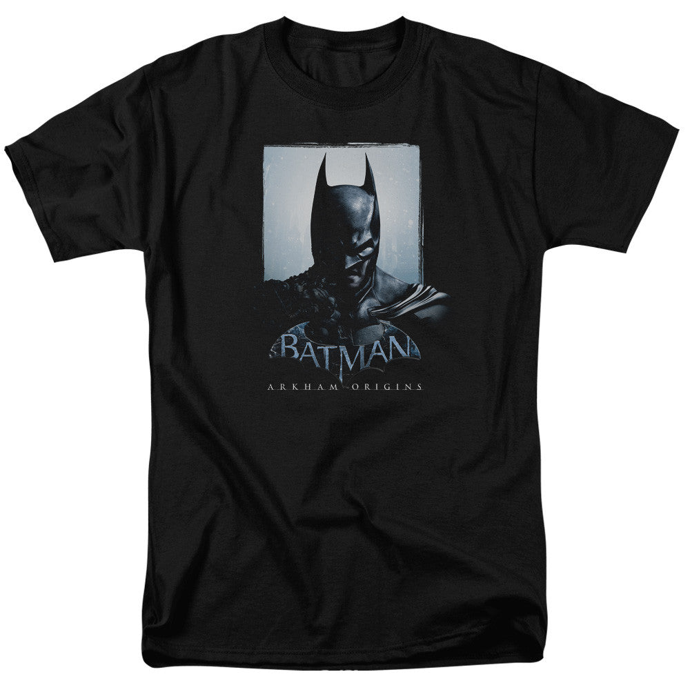 Batman - Arkham Origins Two Sides t-shirt