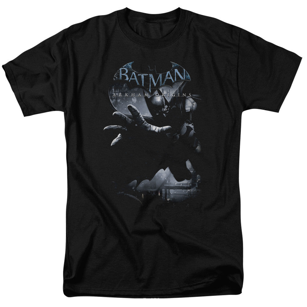Batman - Arkham Origins Bat Shadows t-shirt