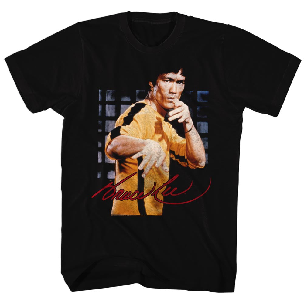 Bruce Lee - Yellow Jumpsuit T-Shirt