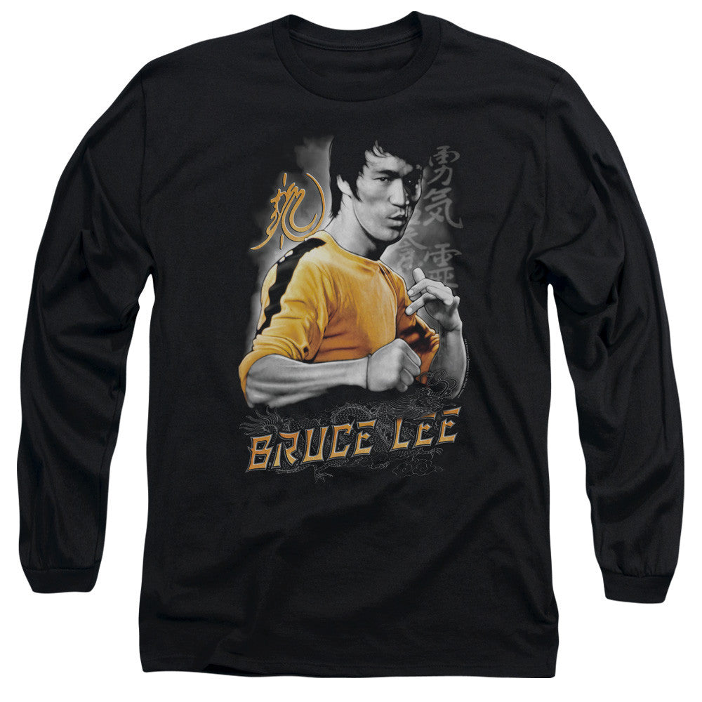 Bruce Lee - Yellow Dragon t-shirt