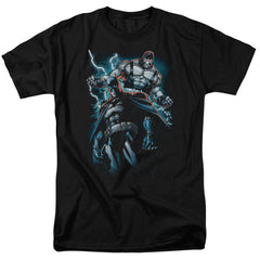 Batman vs Bane at Night t-shirt