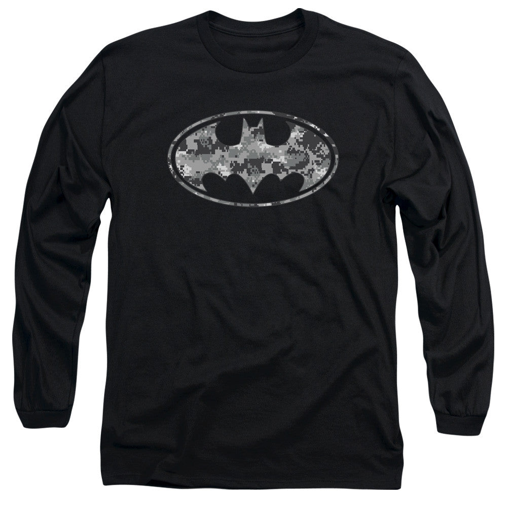 Batman - Urban Camo Chest Logo t-shirt