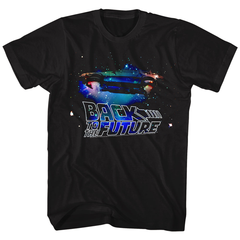 Back to the Future - Galaxy Space Travel T-Shirt