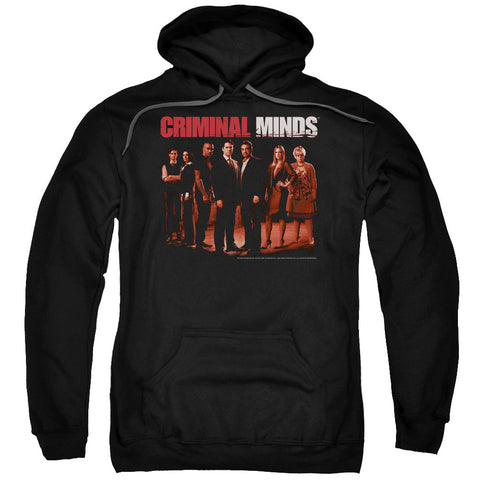 Criminal Minds - The Crew t-shirt