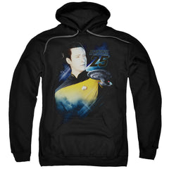 Star Trek Data 25th Anniversary t-shirt