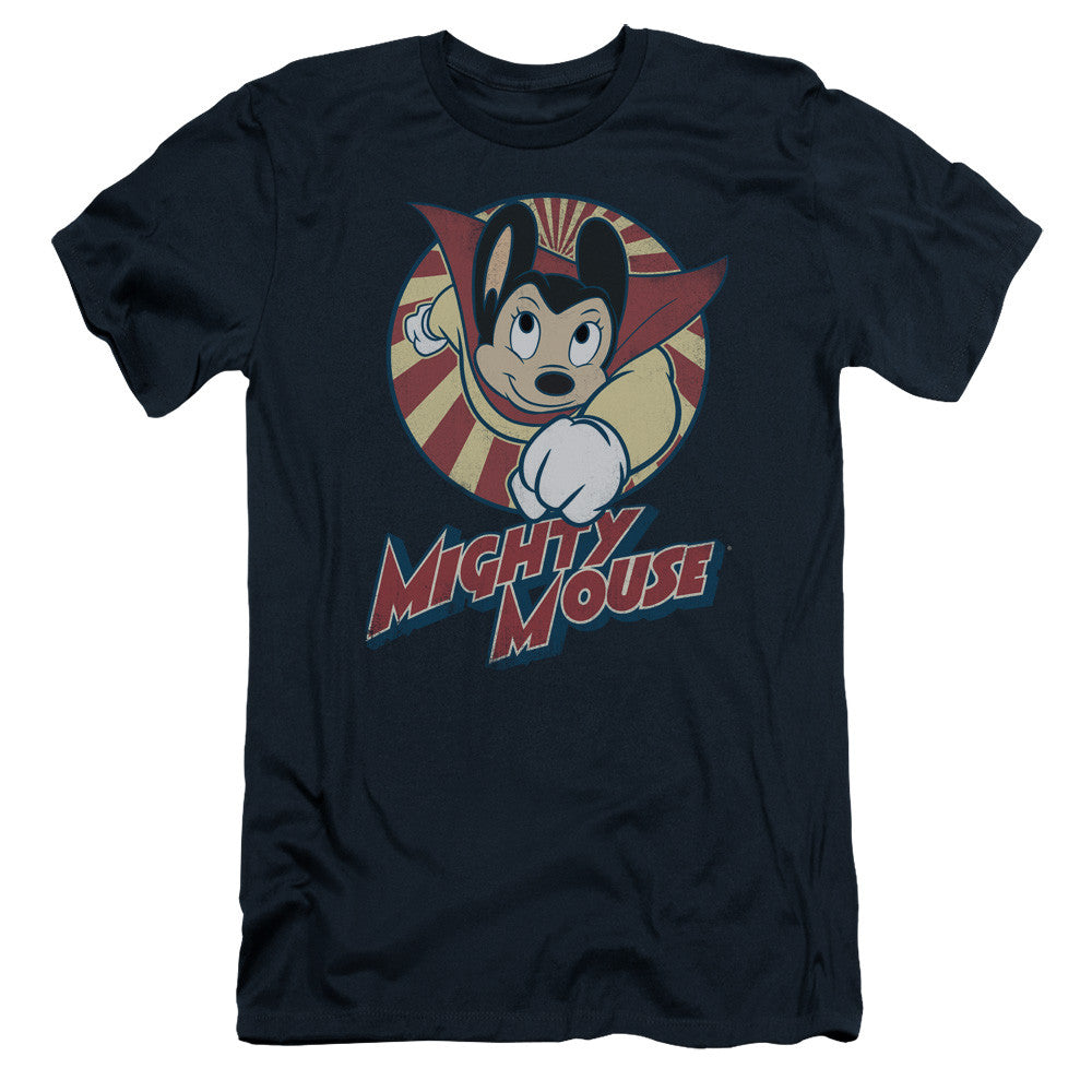 Mighty Mouse Flying t-shirt