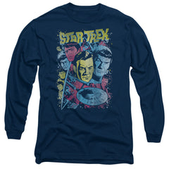 Star Trek Crew Comic Illustrated t-shirt