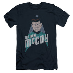 Star Trek The Real McCoy t-shirt