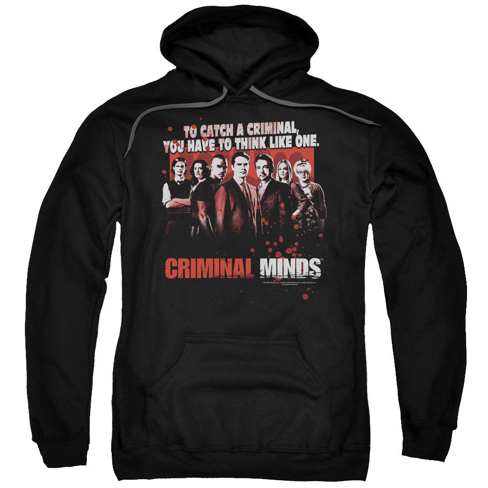 Criminal Minds - Think Like One t-shirt