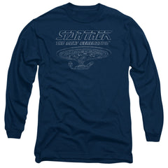 Star Trek Enterprise Ship Outline t-shirt