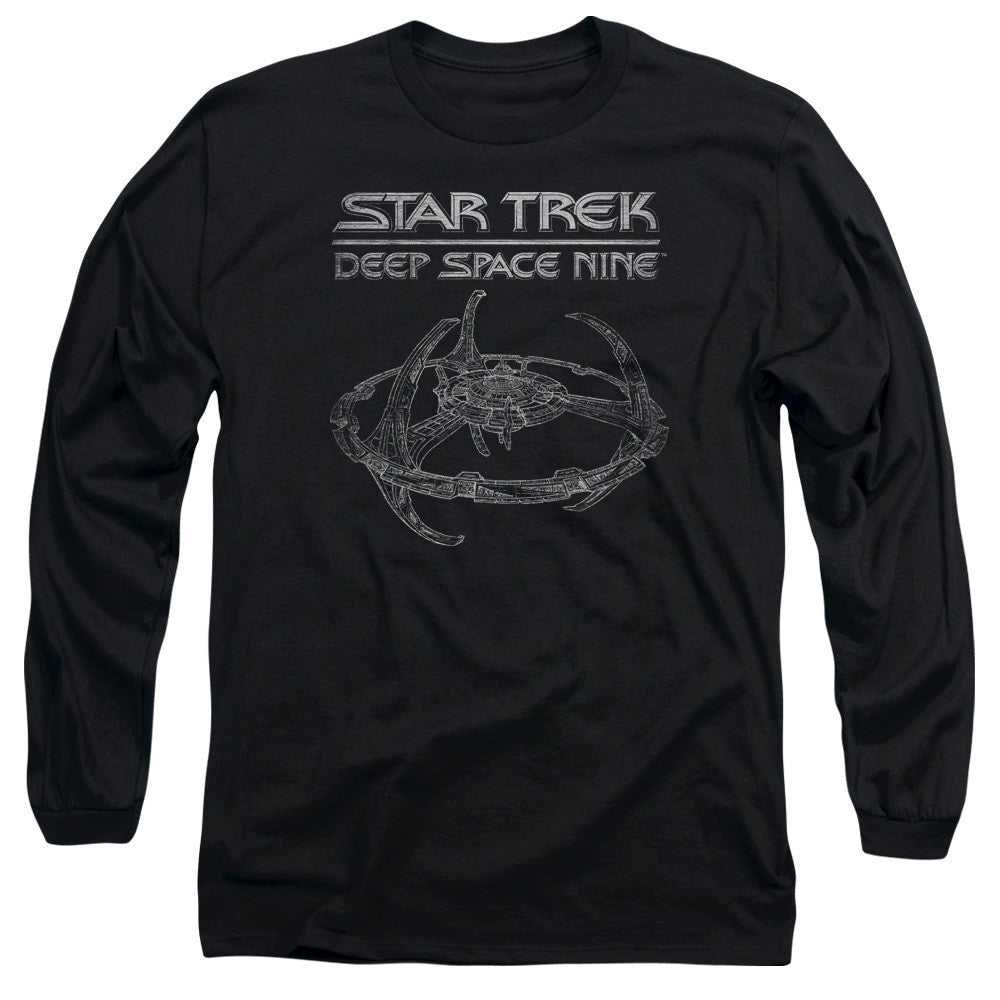 Star Trek Deep Space Nine DS9 Station t-shirt