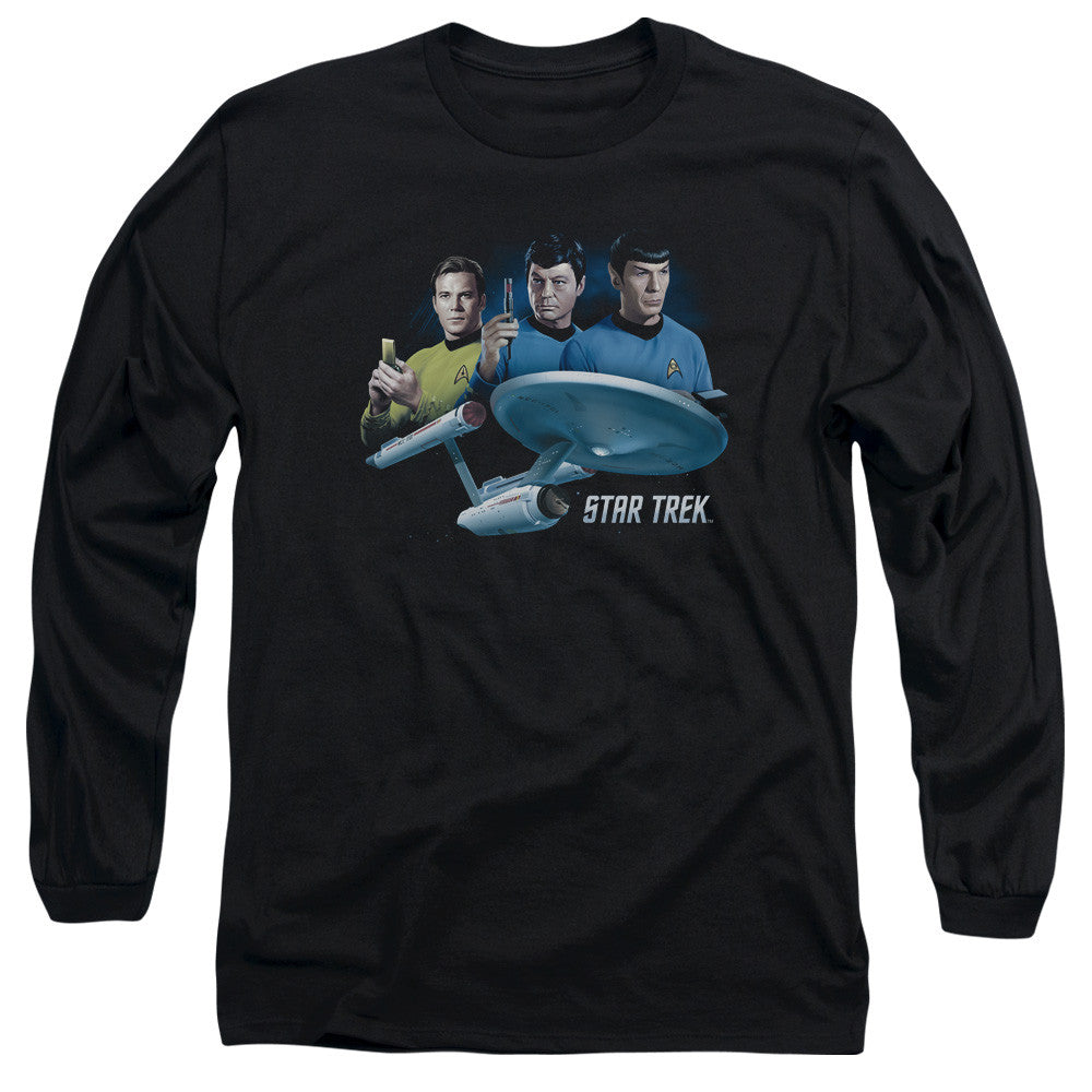 Star Trek The Main Three t-shirt