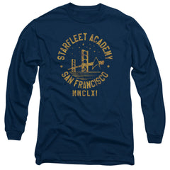 Star Trek Starfleet Academy Collegiate SF t-shirt