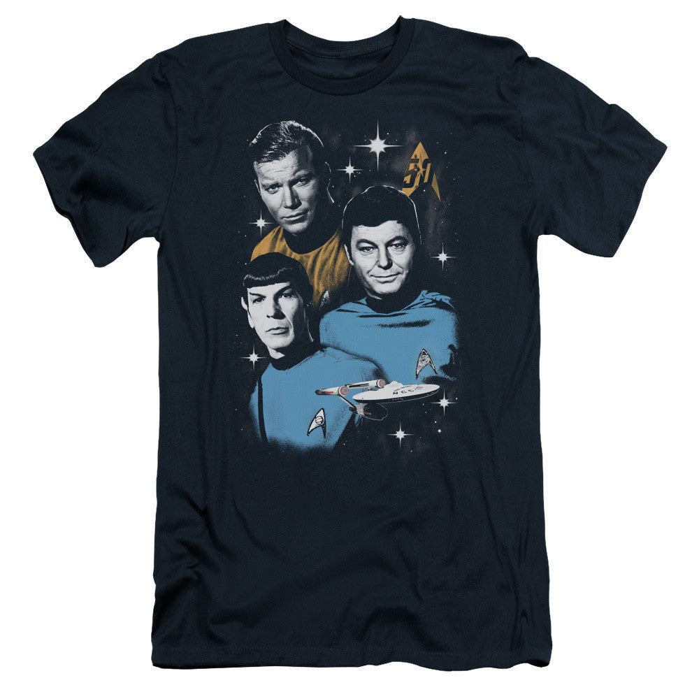 Star Trek All Star Crew t-shirt
