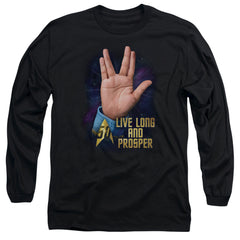 Star Trek 50th Anniversary Live Long And Prosper t-shirt