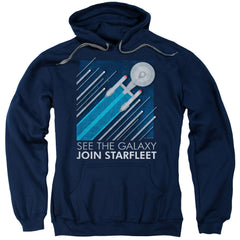 Star Trek Starfleet Recruitment Poster t-shirt