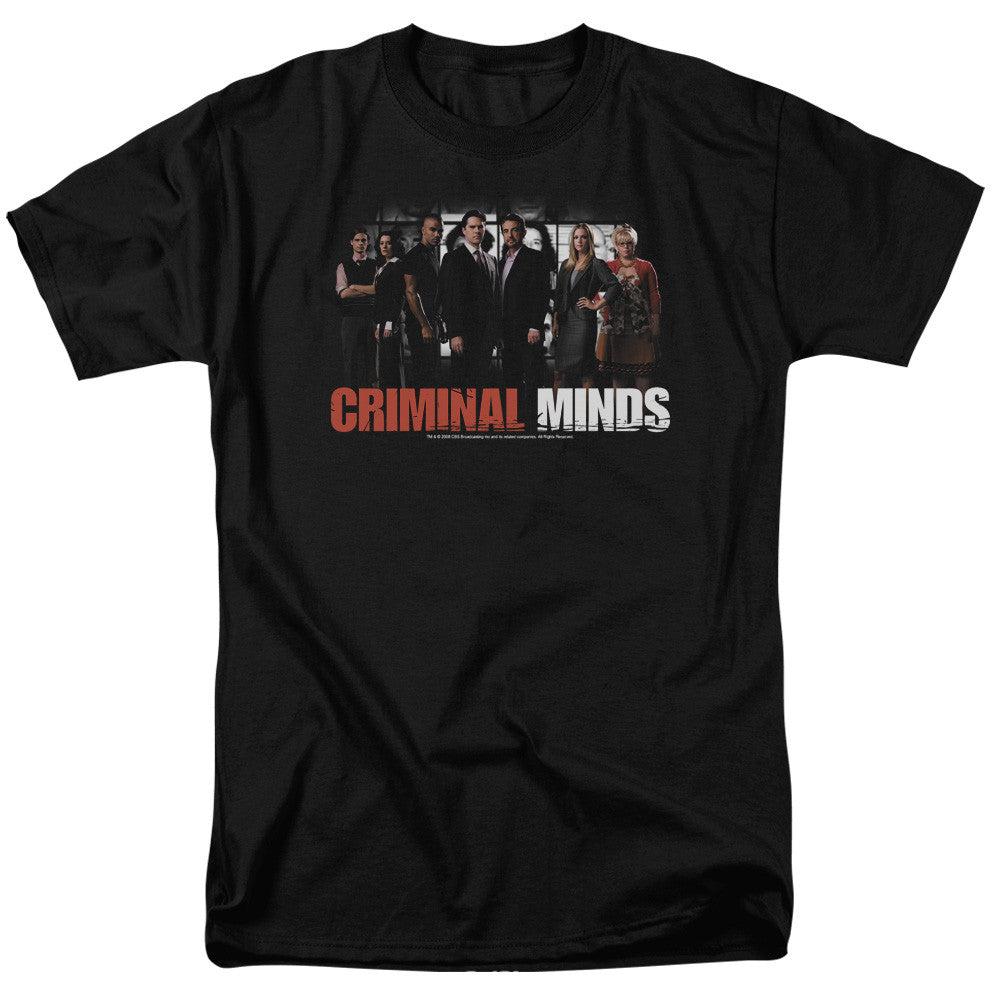 Criminal Minds - The Team t-shirt