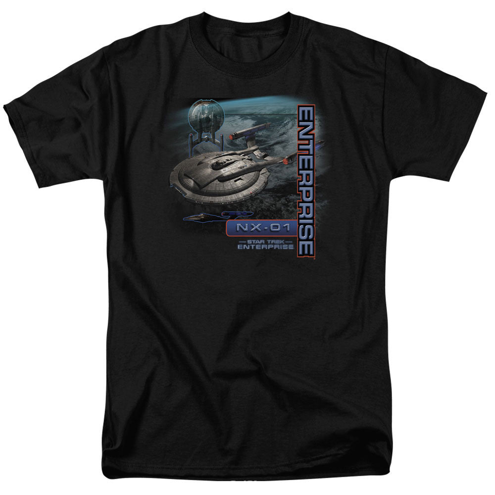 Star Trek Enterprise NX-01 Ship t-shirt