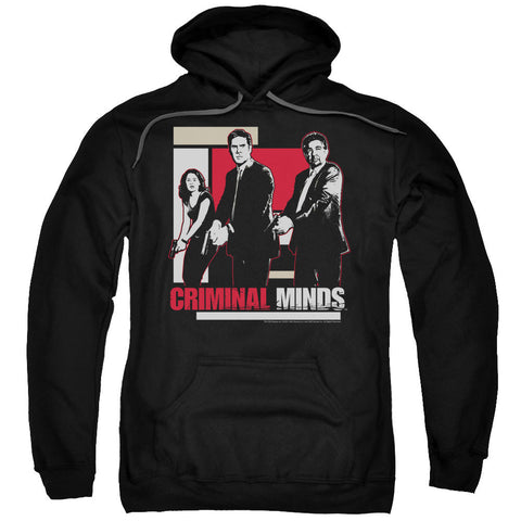 Criminal Minds - Three Agents t-shirt