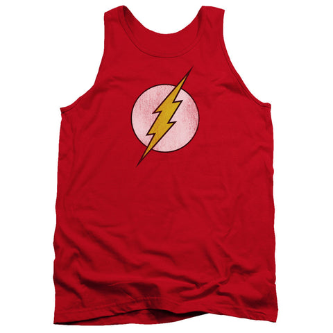 The Flash - Classic Vintage Chest Logo t-shirt