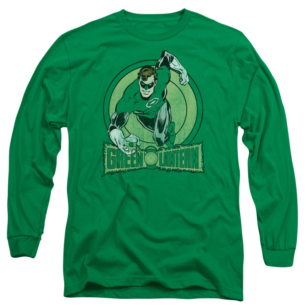 Green Lantern - Old School Comic t-shirt