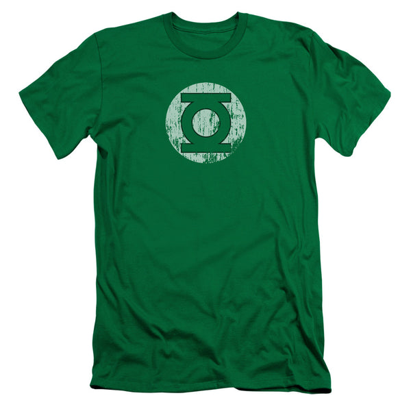 Green Lantern - Classic Chest Logo Distressed t-shirt