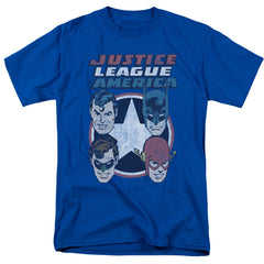 Justice League of America - 4 Stars t-shirt