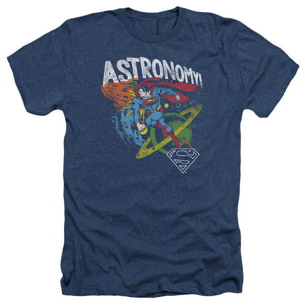 Superman - Astronomy Rules t-shirt