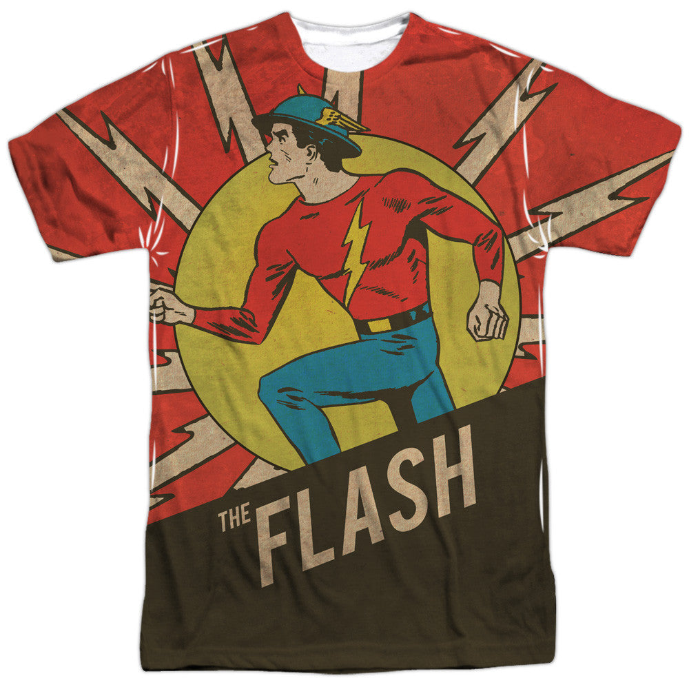 The Flash - Jay Garrick Sublimation Tank Top