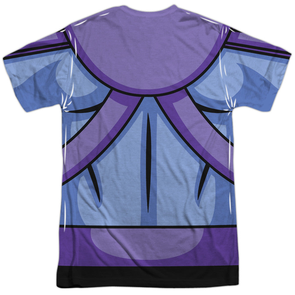 Masters of the Universe - Skeletor Uniform Costume t-shirt