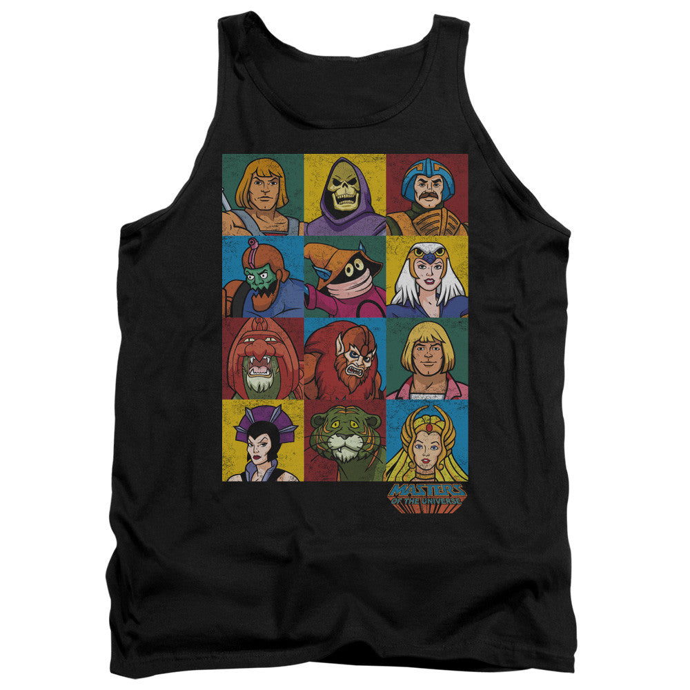 Masters of the Universe - Characters t-shirt