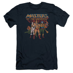 Masters of the Universe - Team of Heroes t-shirt