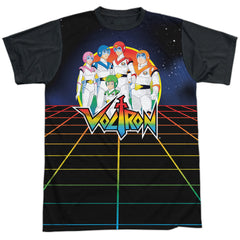 Voltron - Team Group Sublimation t-shirt