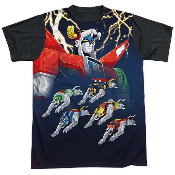 Voltron - Boltron Sublimation t-shirt