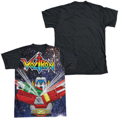 Voltron - Space Defender Sublimation t-shirt