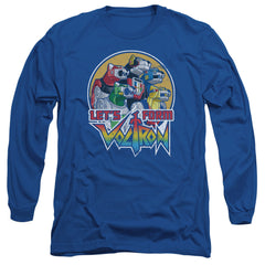 Voltron - Let's Form Lions t-shirt