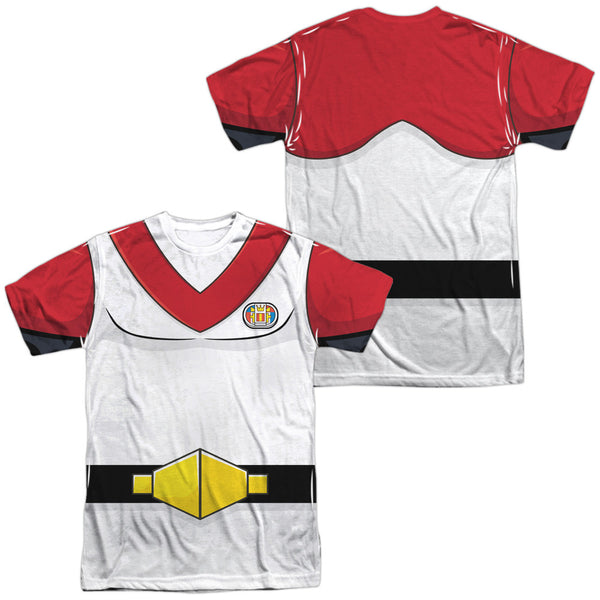 Voltron - Captain Keith Red Uniform Costume t-shirt