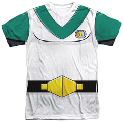 Voltron - Pidge Green Uniform Costume t-shirt