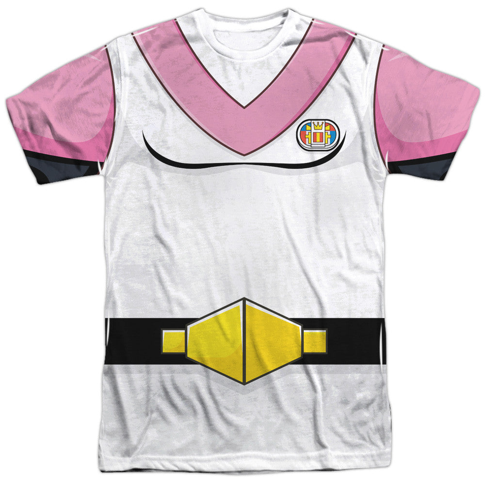 Voltron - Princess Allura Pink Uniform Costume t-shirt